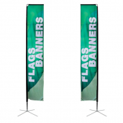 Square Flag (Large) Double Sided
