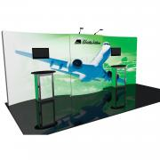 20ft Vector Frame Exhibit Kit-21
