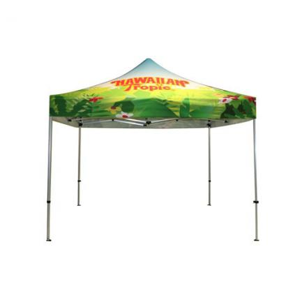 10x10ft Canopy Tent Custom Print Full Color